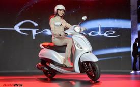 Cú thốc ga cuối năm của thị trường xe máy Việt 2018