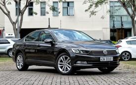 Cạnh tranh Toyota Camry và Mazda6, Volkswagen Passat giảm giá 40 triệu đồng tại Việt Nam