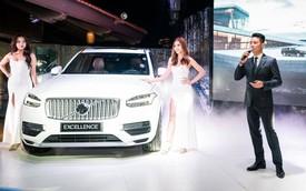 """Volvo XC90 Excellence - """"Căn hộ di động"""" từ Thuỵ Điển giá 6,49 tỷ đồng cho nhà giàu Việt"""