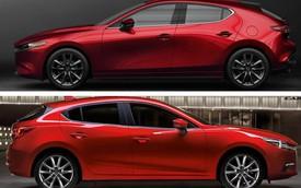 Bộ ảnh này cho thấy Mazda3 đã sang lên bội phần như thế nào