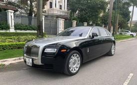 Rolls-Royce Ghost EWB rao bán như xe thường - Khi siêu sang hết hiếm tại Việt Nam