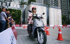 Doanh nghiệp xe máy xăng đề xuất lái xe điện cần giấy phép
