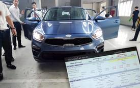 Lộ những thông số đầu tiên của Kia Cerato 2019 tại Việt Nam: Kích thước lớn bậc nhất phân khúc, hộp số gây bất ngờ