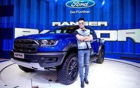 """Ford Ranger bán chạy kỷ lục, bản Raptor hút khách bất chấp kèm """"lạc"""" cả trăm triệu đồng"""