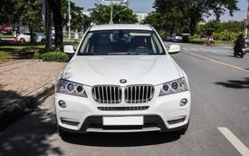 BMW X3 xDrive28i đi 7 năm giá ngang Toyota Fortuner đời mới