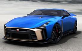 Nissan giới thiệu siêu xe GT-R50: Đẹp như concept, giá siêu đắt đỏ