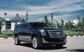 Cadillac Escalade ESV Platinum 30.000 km rao bán với giá hơn 6 tỷ đồng