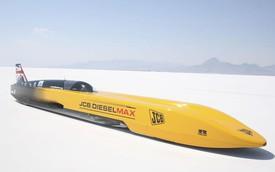 Những chiếc xe nhanh nhất thế giới theo tiêu chí dị - Bugatti cũng phải chào thua