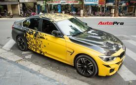"""BMW 3-Series """"một mất một còn"""", độ phong cách M3 của đại gia Hà Nội"""