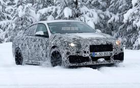 BMW 2-Series Gran Coupe - đối thủ Mercedes-Benz A-Class sedan đã xuất hiện