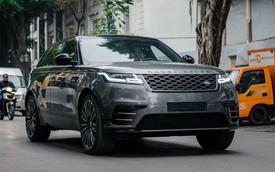 Range Rover Velar First Edition chính hãng xuống phố dịp cuối năm