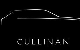 Rolls-Royce Cullinan - Siêu sang và viên kim cương lớn nhất thế giới