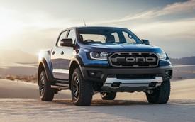 Ford Ranger Raptor sẽ có phiên bản động cơ EcoBoost mạnh hơn hiện tại