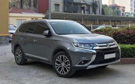 Chuyển sang lắp ráp và giảm giá, Mitsubishi Outlander đắt khách chưa từng có