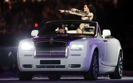 Những chiếc xe kỷ niệm cho các kỳ Thế vận hội trên thế giới