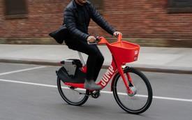 Uber sắp có cả dịch vụ thuê xe đạp điện