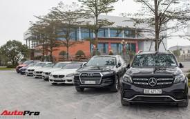 Dàn xe thể thao BMW, Mercedes gặp mặt đầu xuân tại Ninh Bình
