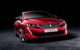 """Peugeot 508 thế hệ mới cá tính hơn trước đây với """"nanh sư tử"""" nổi bật"""