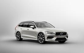 Volvo xác nhận sẽ sớm ra mắt V60 Cross Country