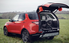 Chào năm Mậu Tuất, Land Rover ra mắt gói phụ kiện dành cho… chó cưng