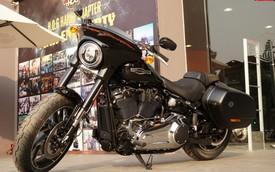 [Video] Cận cảnh Harley-Davidson Sport Glide chính hãng đầu tiên tại Hà Nội
