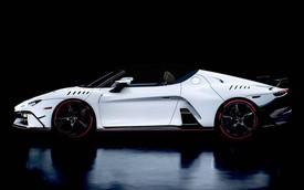 Italdesign - hãng thiết kế concept cho VINFAST sẽ trình làng siêu xe mui trần mới vào tháng sau