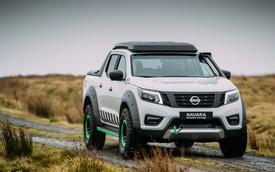 Đấu Ford Ranger Raptor, Nissan Navara tính mượn động cơ Mercedes-Benz X-Class 2018
