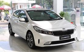 Nối gót Mazda, nhiều mẫu xe Kia tăng giá sau Tết