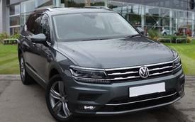 Volkswagen Tiguan Allspace chốt lịch ra mắt thị trường Việt, cạnh tranh Mercedes-Benz GLC
