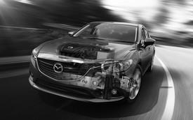 Mazda trước ván bài cứu vãn động cơ đốt trong