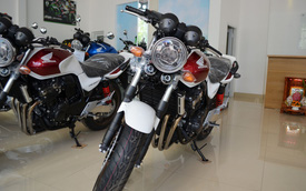 Chi tiết Honda CB400 Super Four bản đặc biệt tại Việt Nam, giá gần 400 triệu đồng