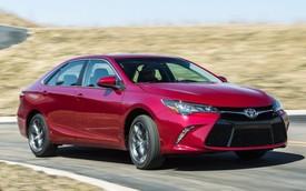 Toyota chiếm gần một nửa danh sách xe tốt nhất tại Mỹ năm 2018