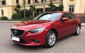 Mazda6 2.0 2014 lăn bánh gần 50.000km rao bán lại giá hơn 750 triệu đồng