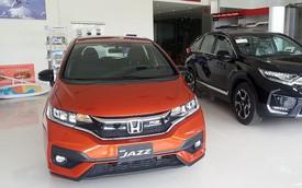 Chuẩn bị về nước, Honda Jazz được mở đặt cọc trở lại