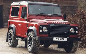 """Land Rover Defender bản cuối cùng """"cháy hàng"""" chỉ sau 1 tháng"""