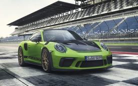 Xe đua thể thao Porsche 911 GT3 RS có giá gần 14 tỷ đồng tại Việt Nam