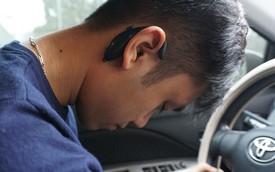 Đánh giá thiết bị chống ngủ gật khi lái xe: Dùng được nhưng chưa hoàn toàn thiết thực