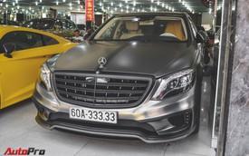 Về tay chủ mới, Mercedes-Maybach S600 biển ngũ quý 3 lột xác tại Sài Gòn