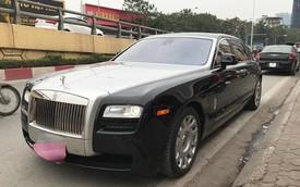 Sedan siêu sang Rolls-Royce Ghost EWB 2012 rao bán lại giá 14 tỷ đồng tại Hà Nội