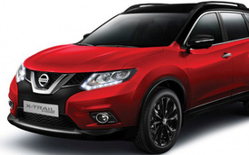 Nissan ra mắt X-Trail X-Tremer cao cấp và hầm hố hơn