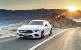 Mercedes-Benz ra mắt A-Class 2019 với nhiều điểm nhấn cao cấp