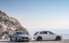 Mercedes-Benz A-Class đã trưởng thành như thế nào sau 20 năm?