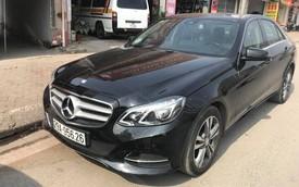 Mercedes-Benz E250 mất giá hơn 1 tỷ sau gần 5 năm sử dụng