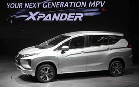 Mitsubishi Xpander tại Việt Nam bất ngờ lộ những thông số kỹ thuật đầu tiên