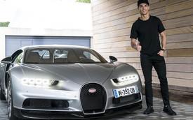 33 tuổi, Cristiano Ronaldo có bộ sưu tập siêu xe khủng như thế nào?