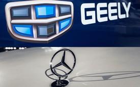 Geely muốn nắm cổ phần lớn nhất trong công ty mẹ của Mercedes-Benz