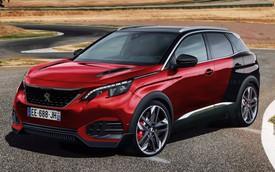 Peugeot sắp ra mắt SUV mới nằm giữa 3008 và 5008