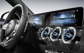 Khám phá giao diện MBUX sắp phổ biến trên xe Mercedes-Benz