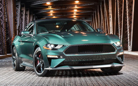 Đây là 5 lý do Ford Mustang Bullitt 2019 có thể trở thành huyền thoại