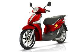 Piaggio Việt Nam giới thiệu Liberty U23 sản xuất giới hạn, giá 57,5 triệu đồng